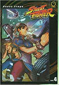 Street Fighter, Vol. 4: Bonus Stage